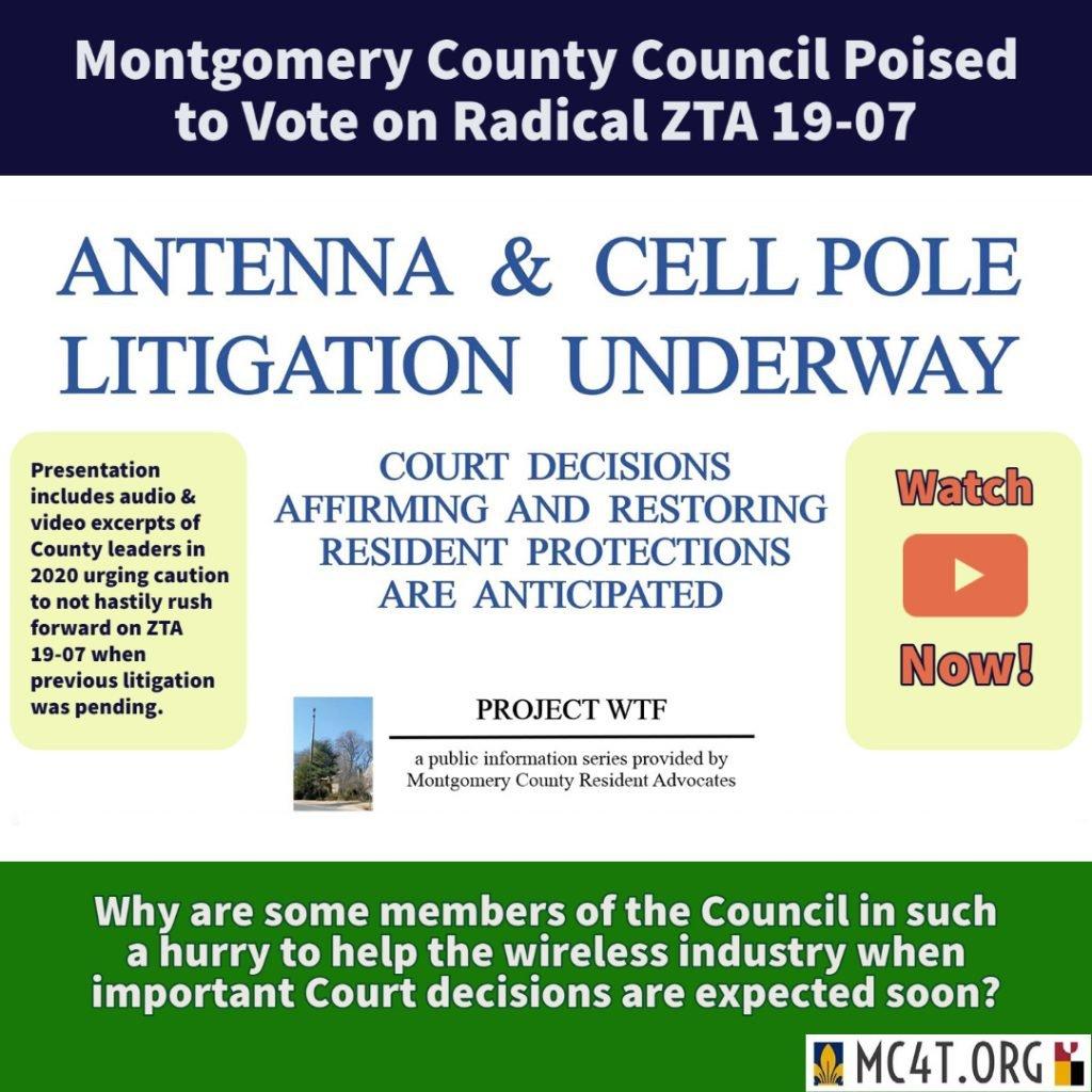 Project WTF Litigation Video